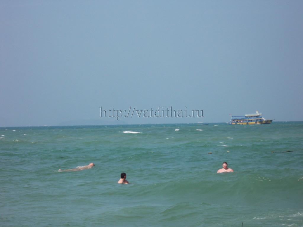 Таиланд пляжи Паттайи