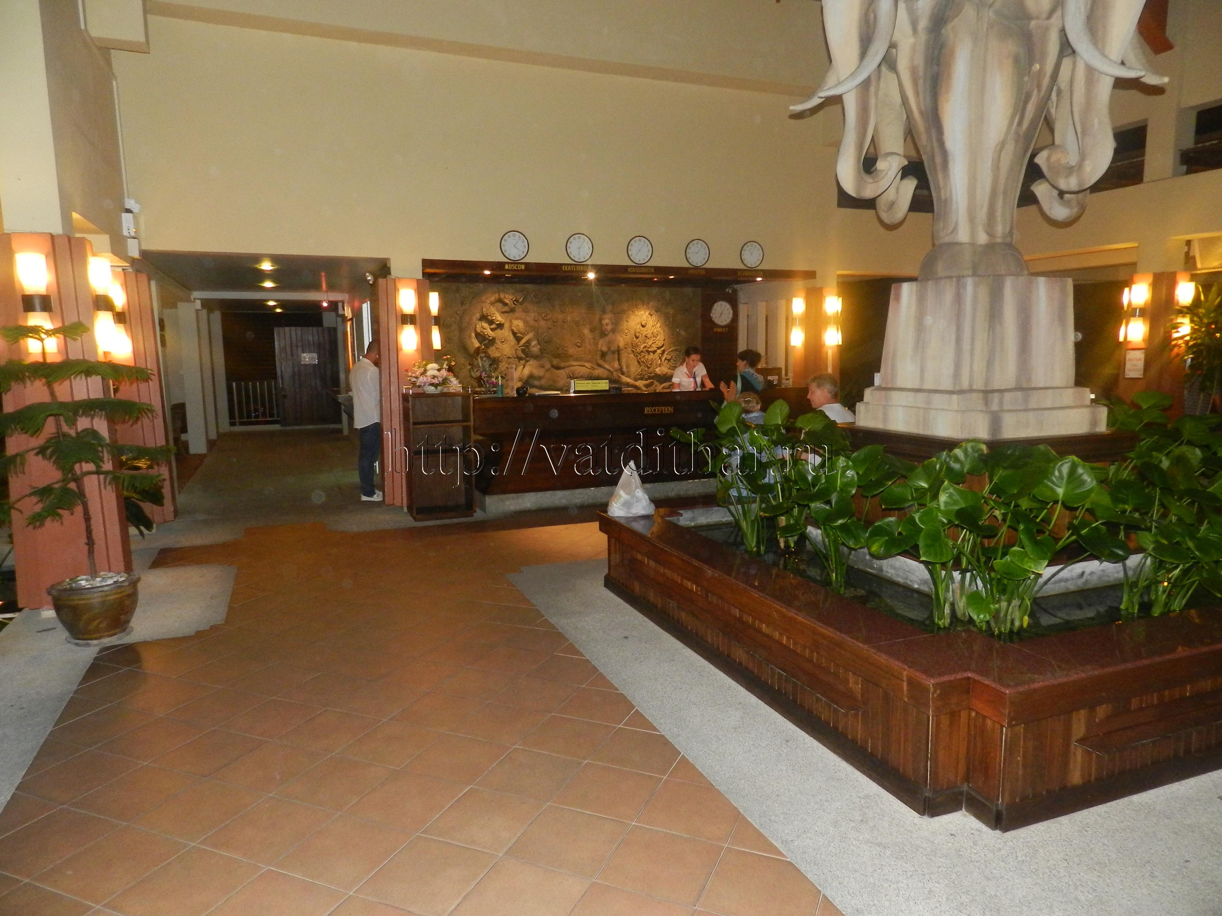 Отель Casa Del Sol 4* на Пхукете