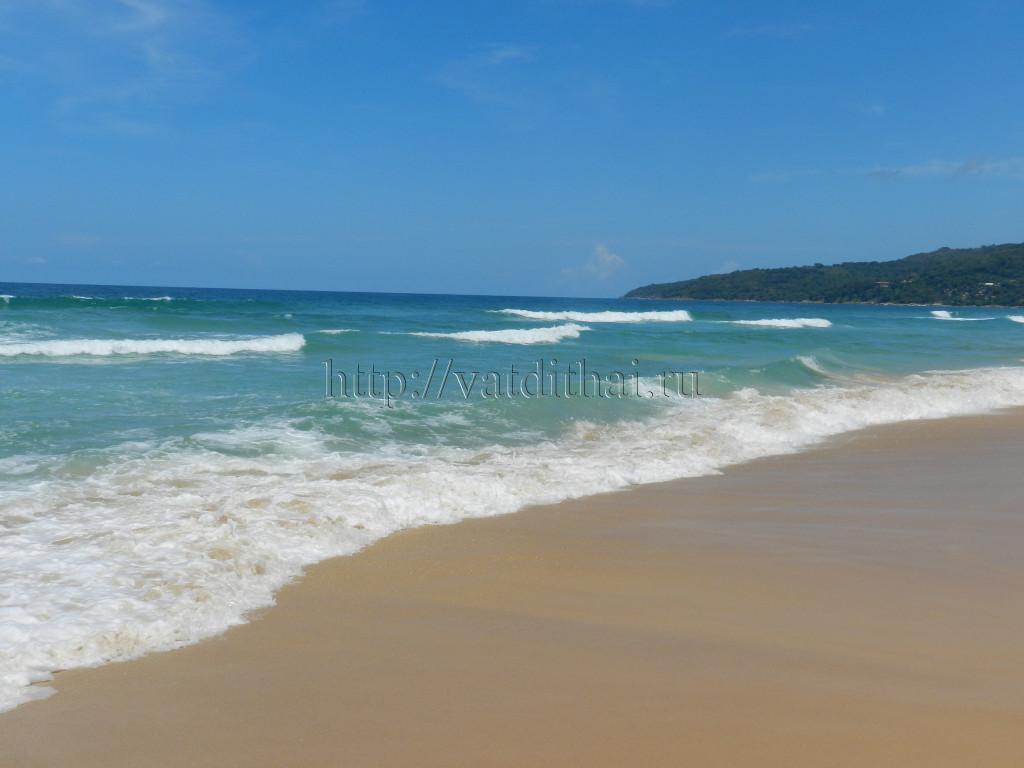 Один из пляжей Пхукета