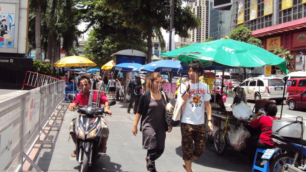 Транспорт Таиланда
