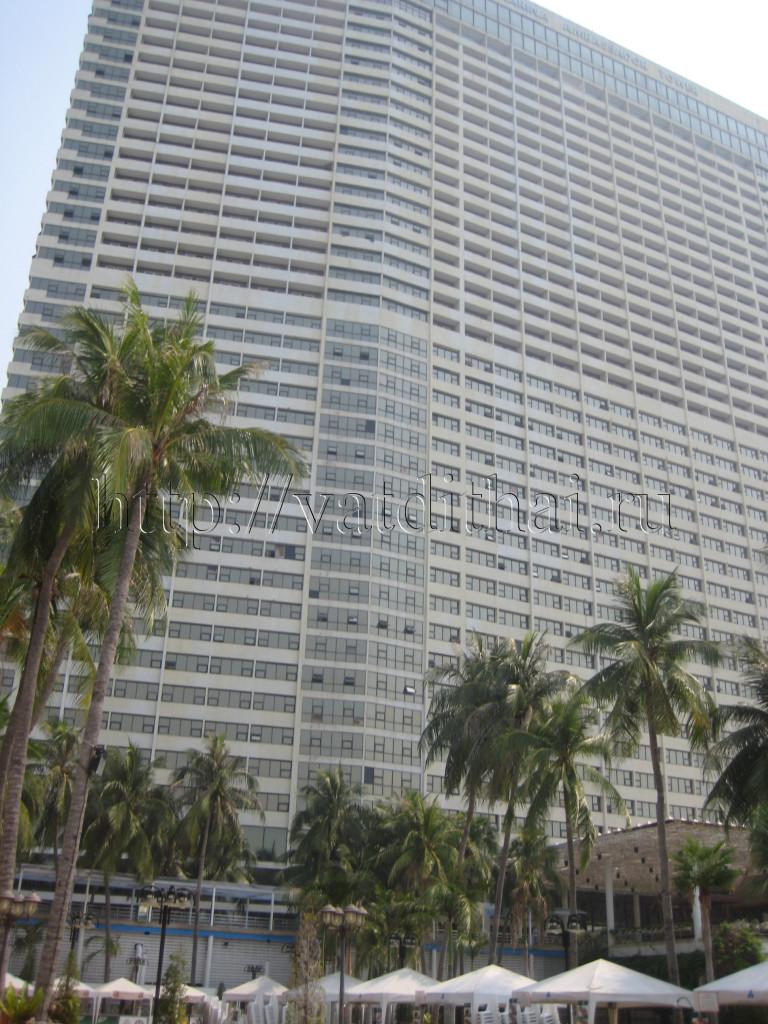 отзывы Тайланд отель Амбассадор