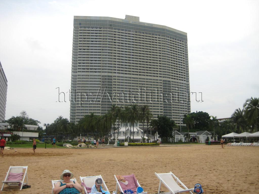 Отель Амбассадор в Тайланде