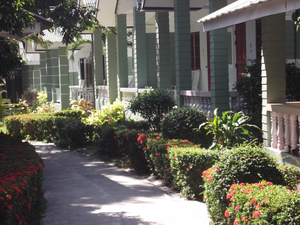 Malibu Garden Resort 3* отель