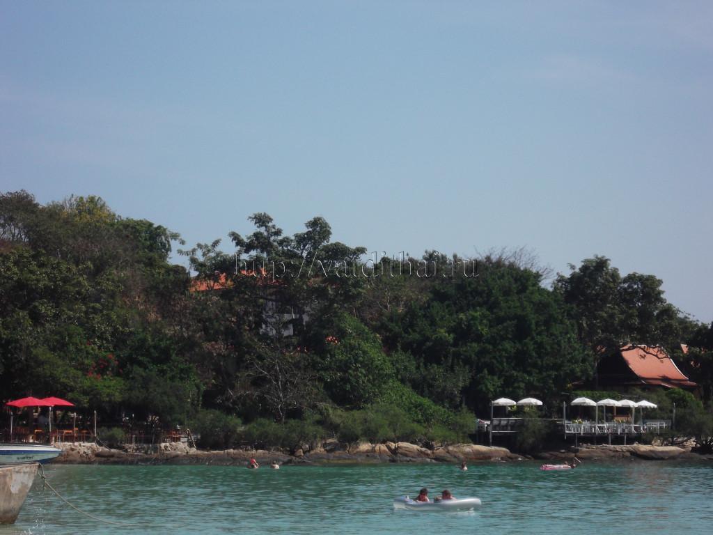 Остров Самет отель Malibu Garden Resort 3*