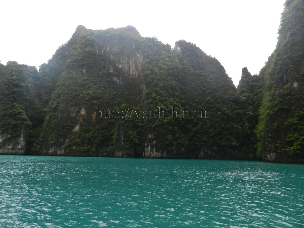 Озеро Чеолан, парк Кхао Сок