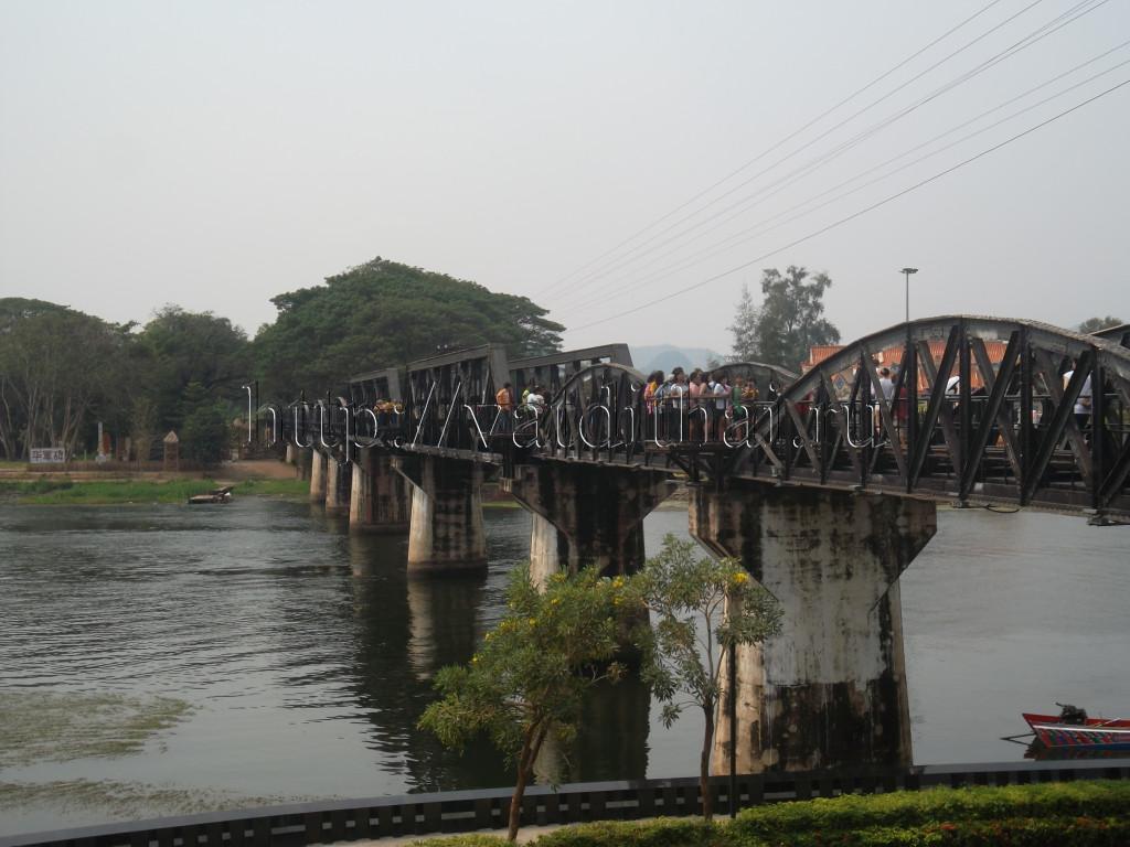 парк Эраван в Таиланде