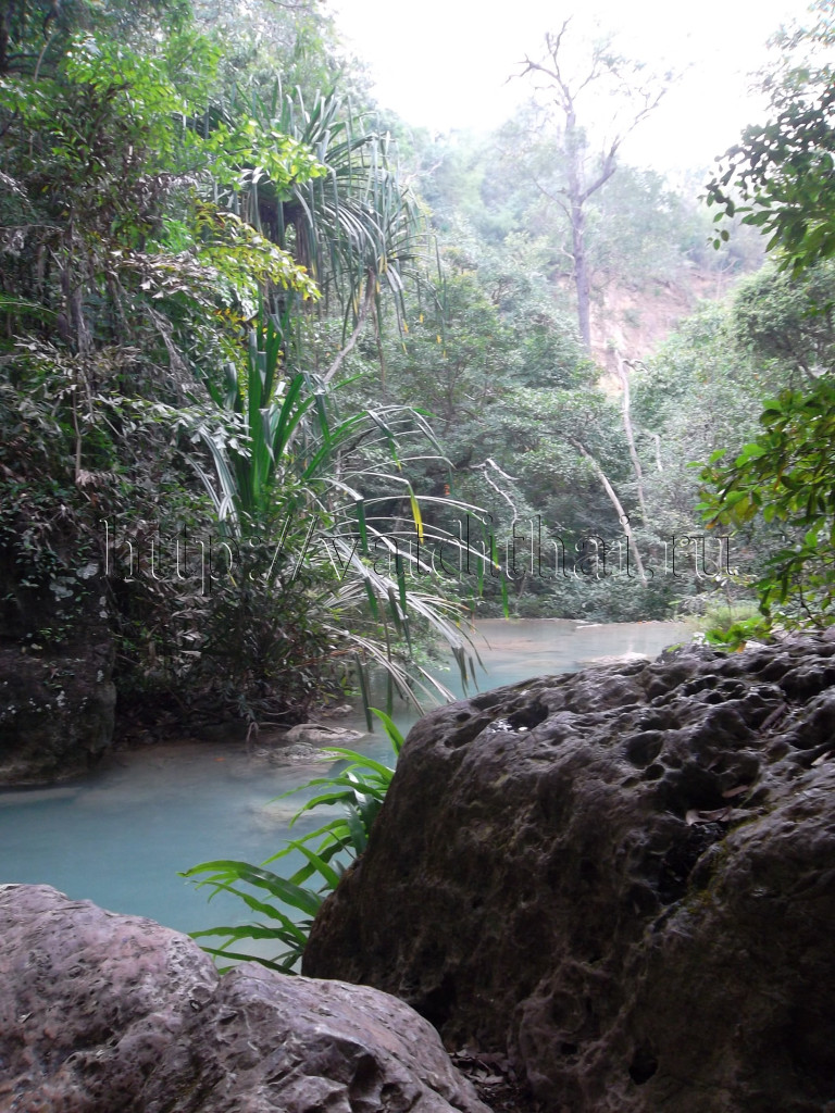 Национальный парк Таиланда Эраван