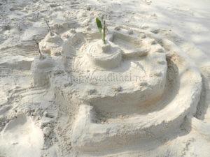 Спа-процедуры на песке