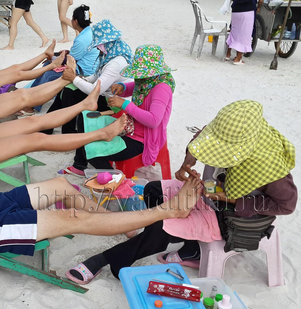 тайский боди массаж в тайланде