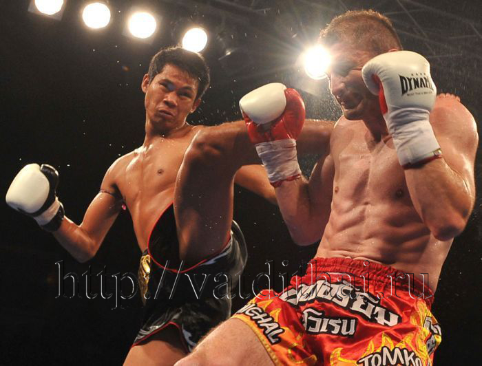 Тайский бокс. Спорт для настоящих мужчин