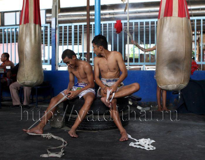 Тайский бокс 2015