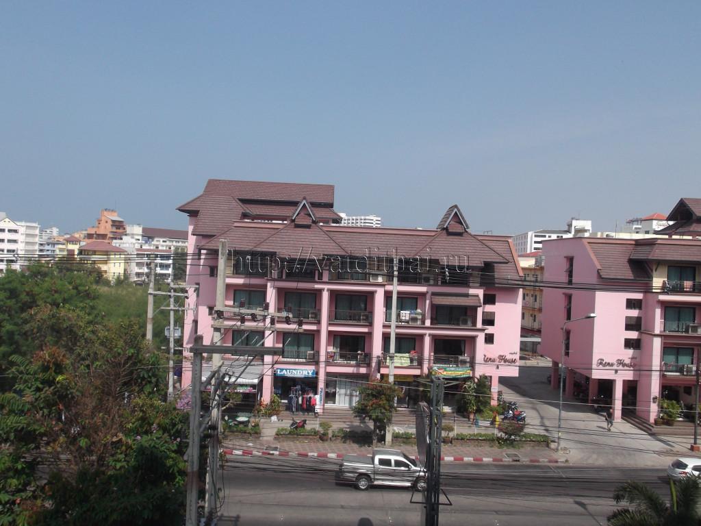 курортные города Тайланда