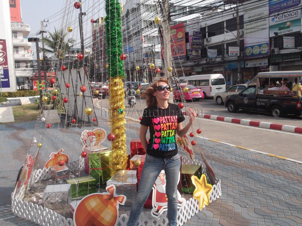 Сколько стоит новый год в Тайланде