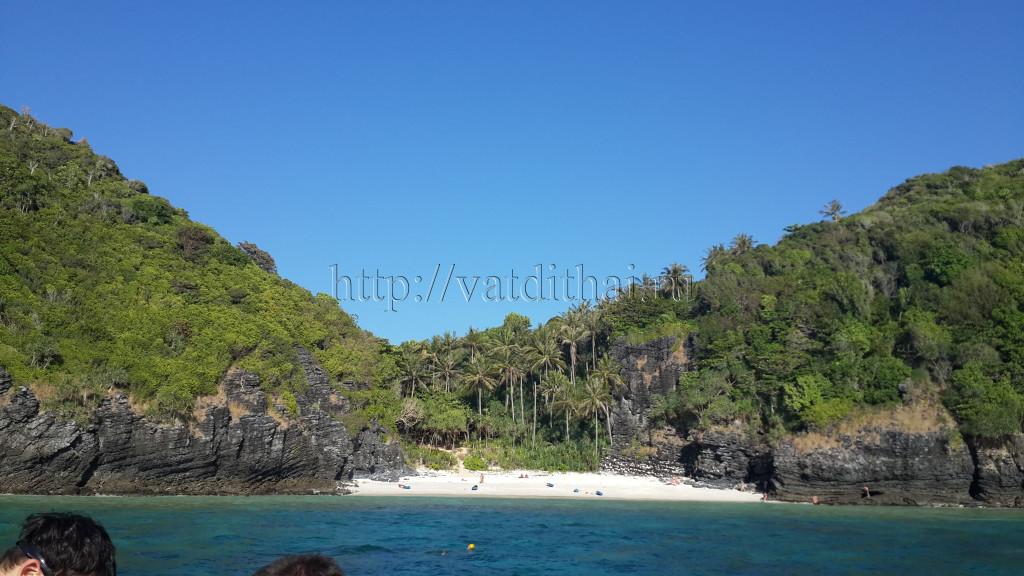 Райский остров Пхи Пхи