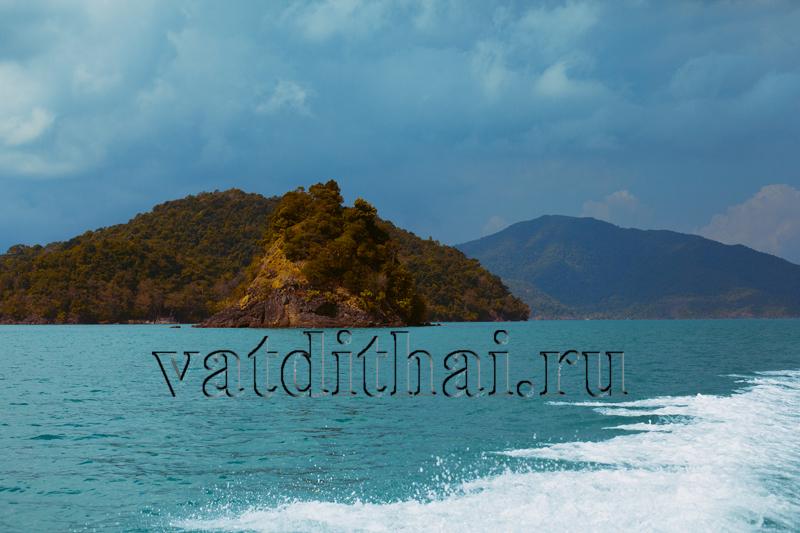 Как добраться на остров Пхи Пхи