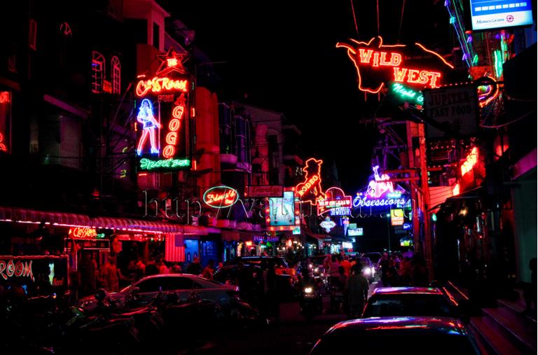 Секс в Тайланде