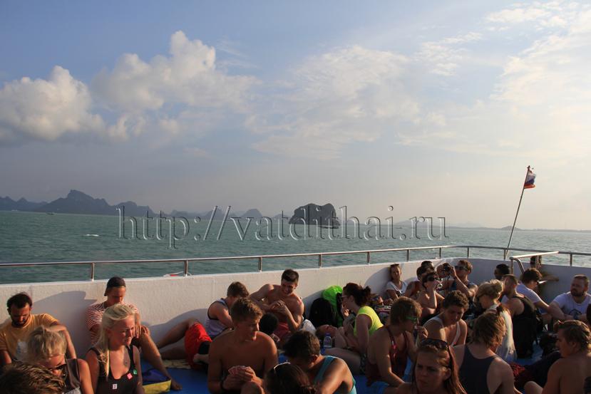 Таиланд остров Панган как добраться