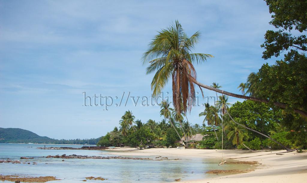 Пляжи острова Ко Мак
