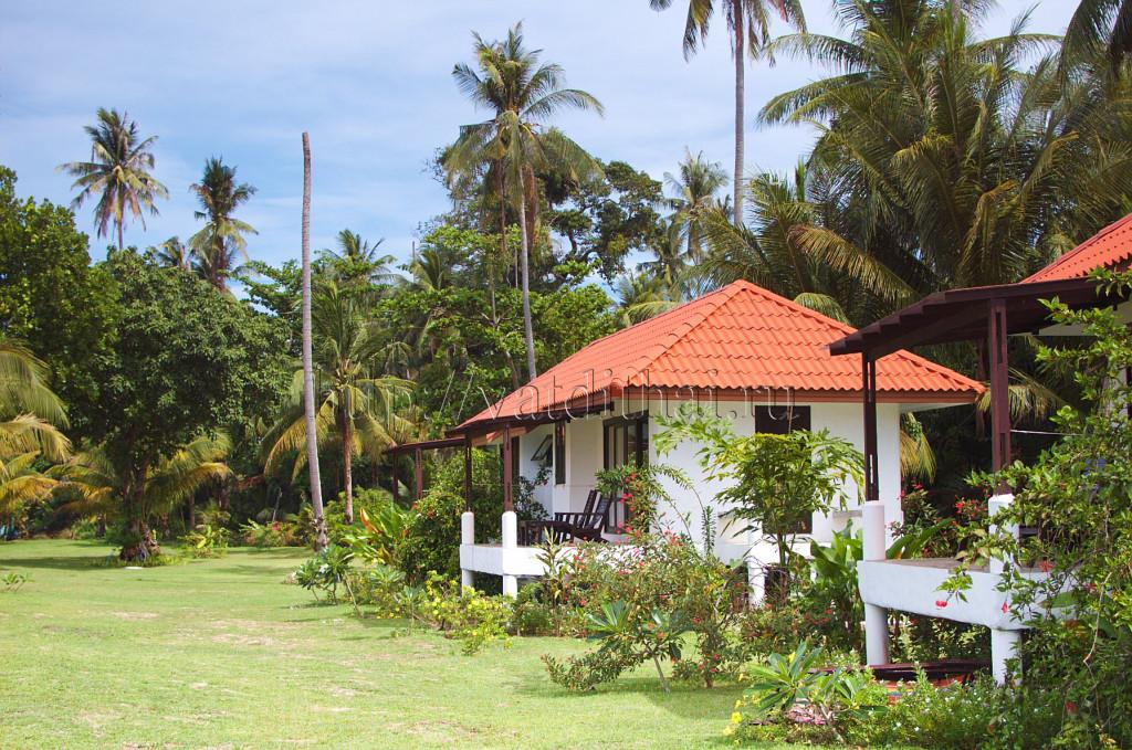 Жилье на острове Ко Мак