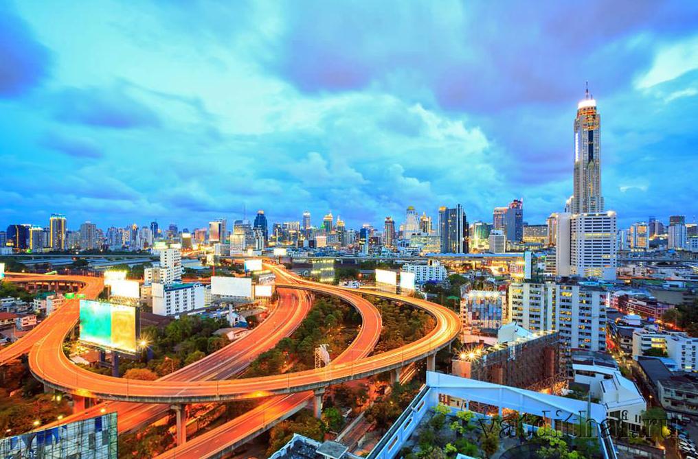 Бангкок столица Таиланд