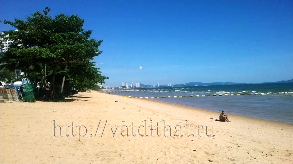 пляжи Паттайи 2017