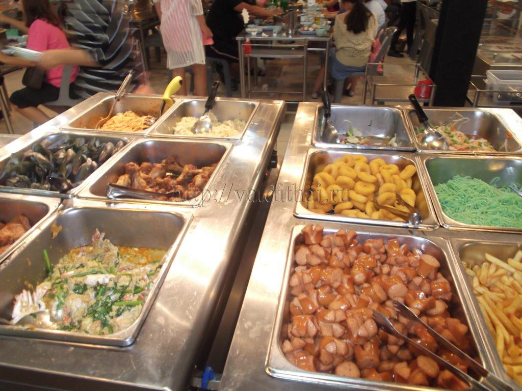 тайская кухня в домашних условиях