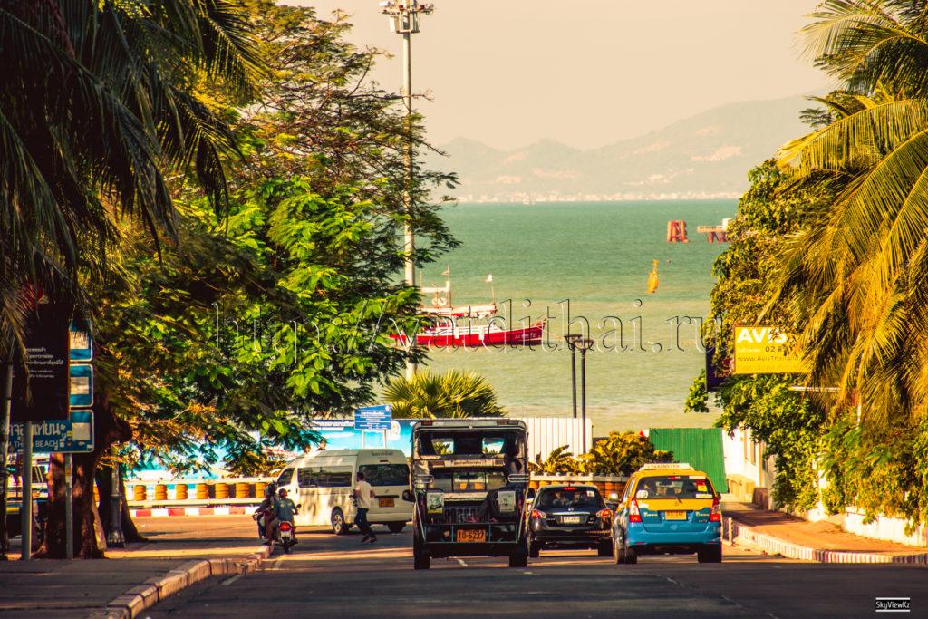 пляжи острова Паттайя 2017