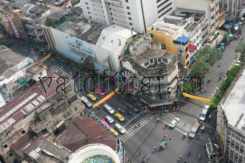 Бангкок. Вчера и сегодня