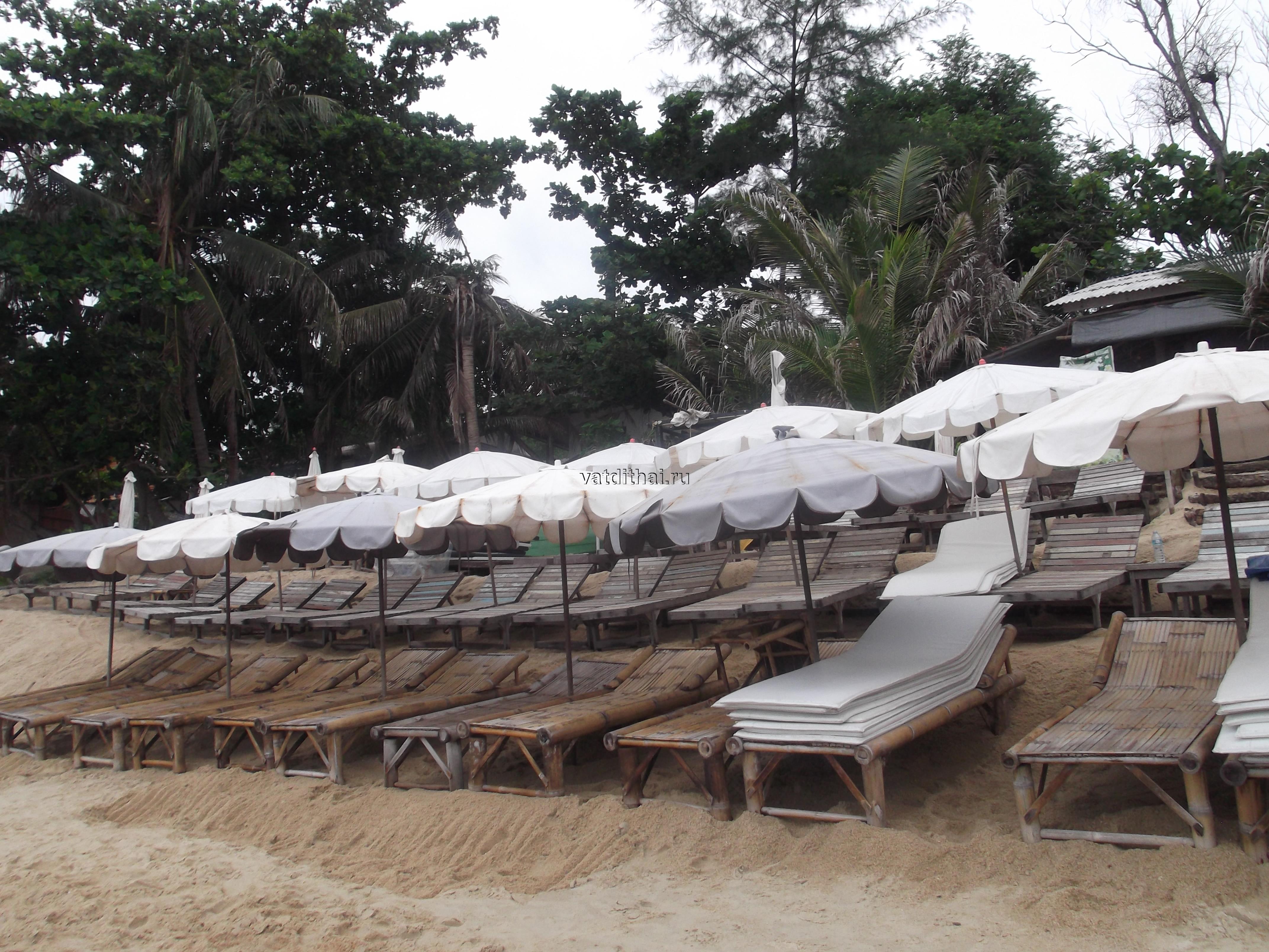 Когда в Таиланде лучший сезон для отдыха