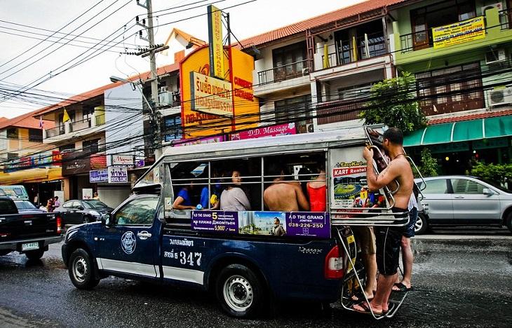 поехать в Таиланд Вьетнам