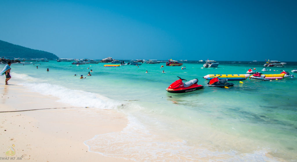 как добраться до острова Ко Лан из Паттайи