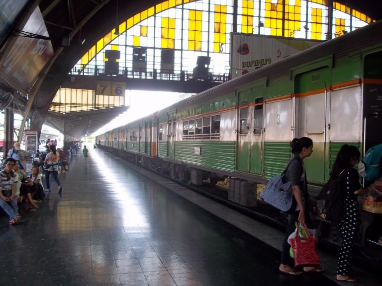 Пхукет-Бангкок как добраться