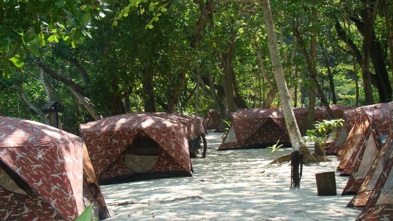 жилье на симиланских островах