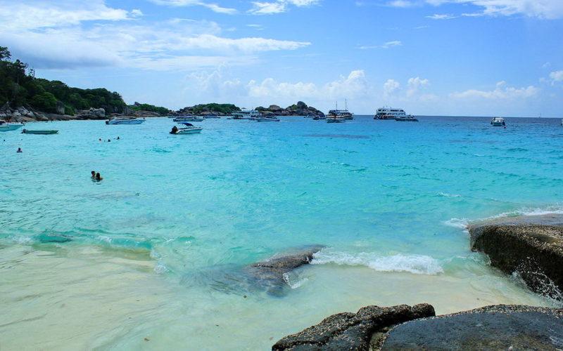 как добраться на Симиланские острова