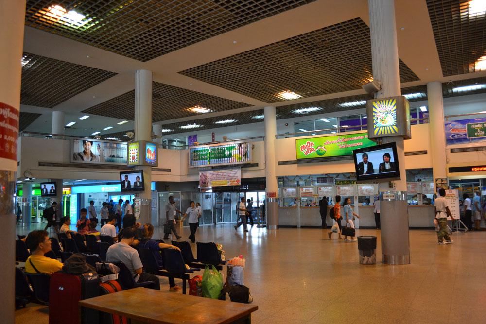 как добраться из Бангкока в Хуахин