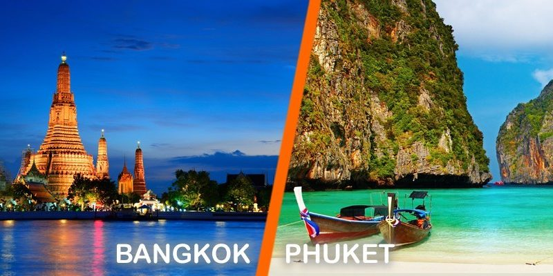 как добраться до Пхукета из Бангкока