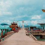 Как добраться на остров Ко Вай