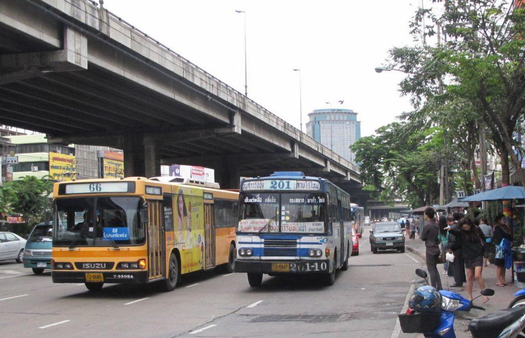 как доехать из Бангкока в Паттайю