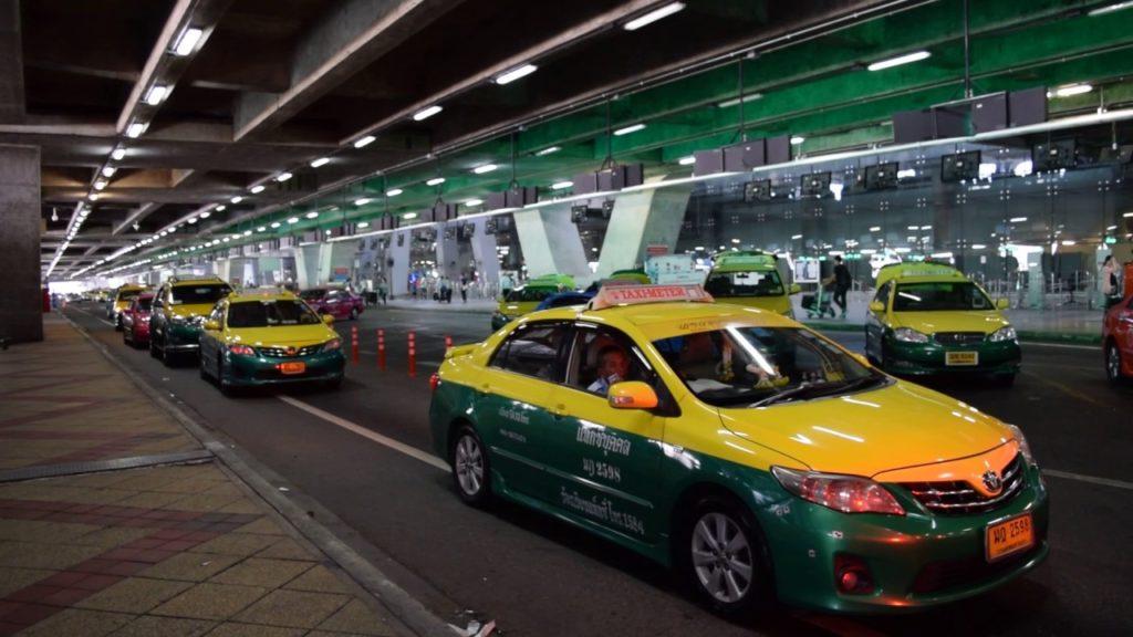 такси из аэропорта Бангкока в Паттайю