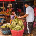 Король фруктов в Таиланде