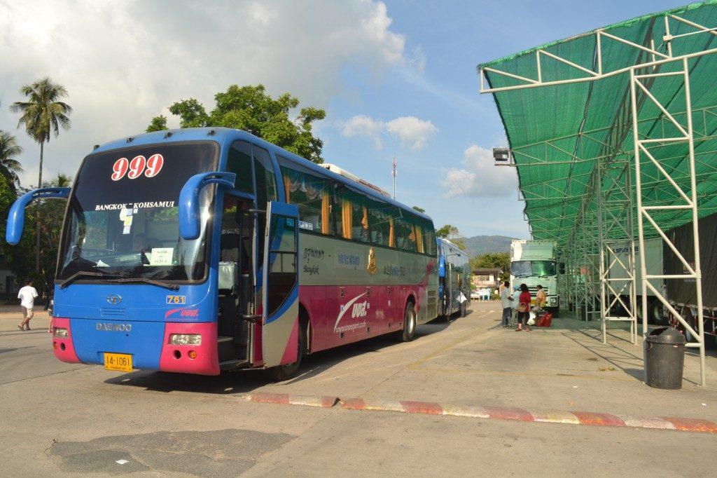 как добраться из Бангкока до Самуи самостоятельно