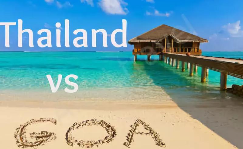 куда лучше поехать в Таиланд или на Гоа