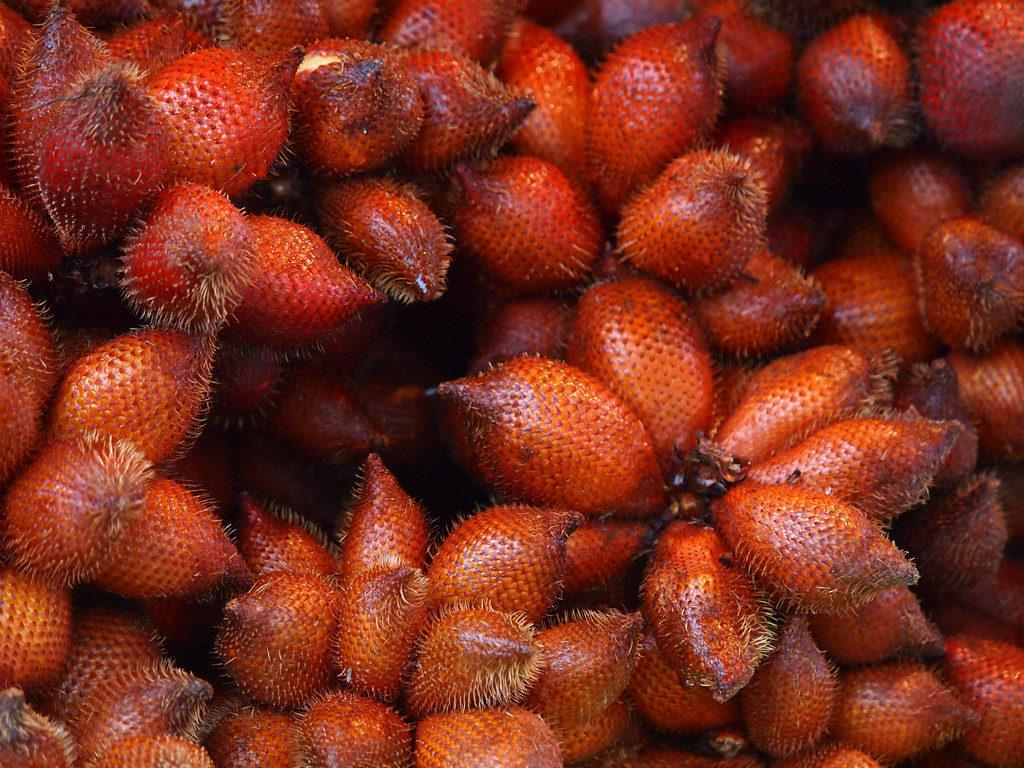 Экзотические фрукты Таиланда