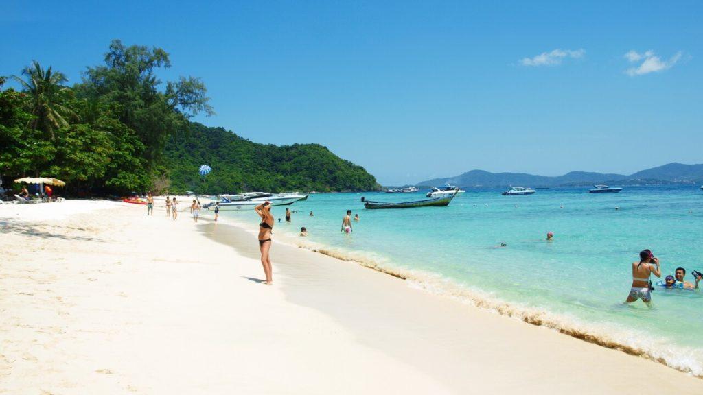 Поездка в Таиланд
