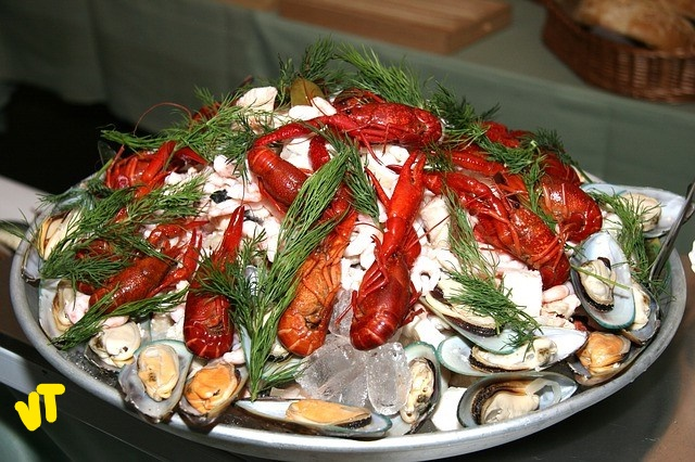 морепродукты в таиландеь