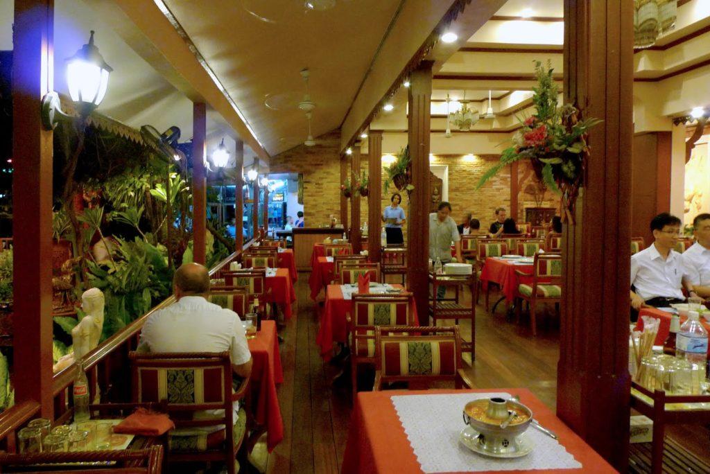 лучшие рестораны Паттайя