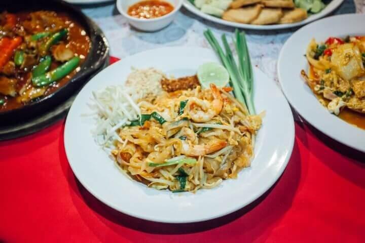 блюда тайские