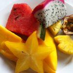 Экзотические фрукты Таиланда. Названия и фото.
