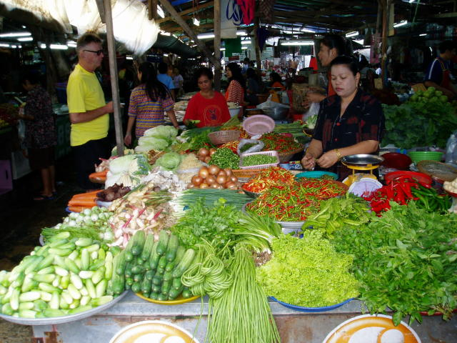 Цены на продукты Таиланда