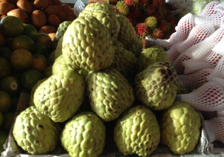 Экзотические фрукты Таиланда с названием и фото
